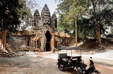 Транспорт в Камбодже