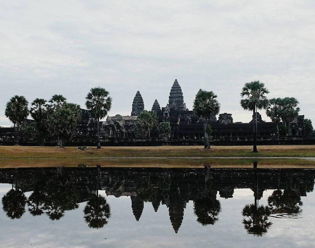 Основная информация о Камбодже