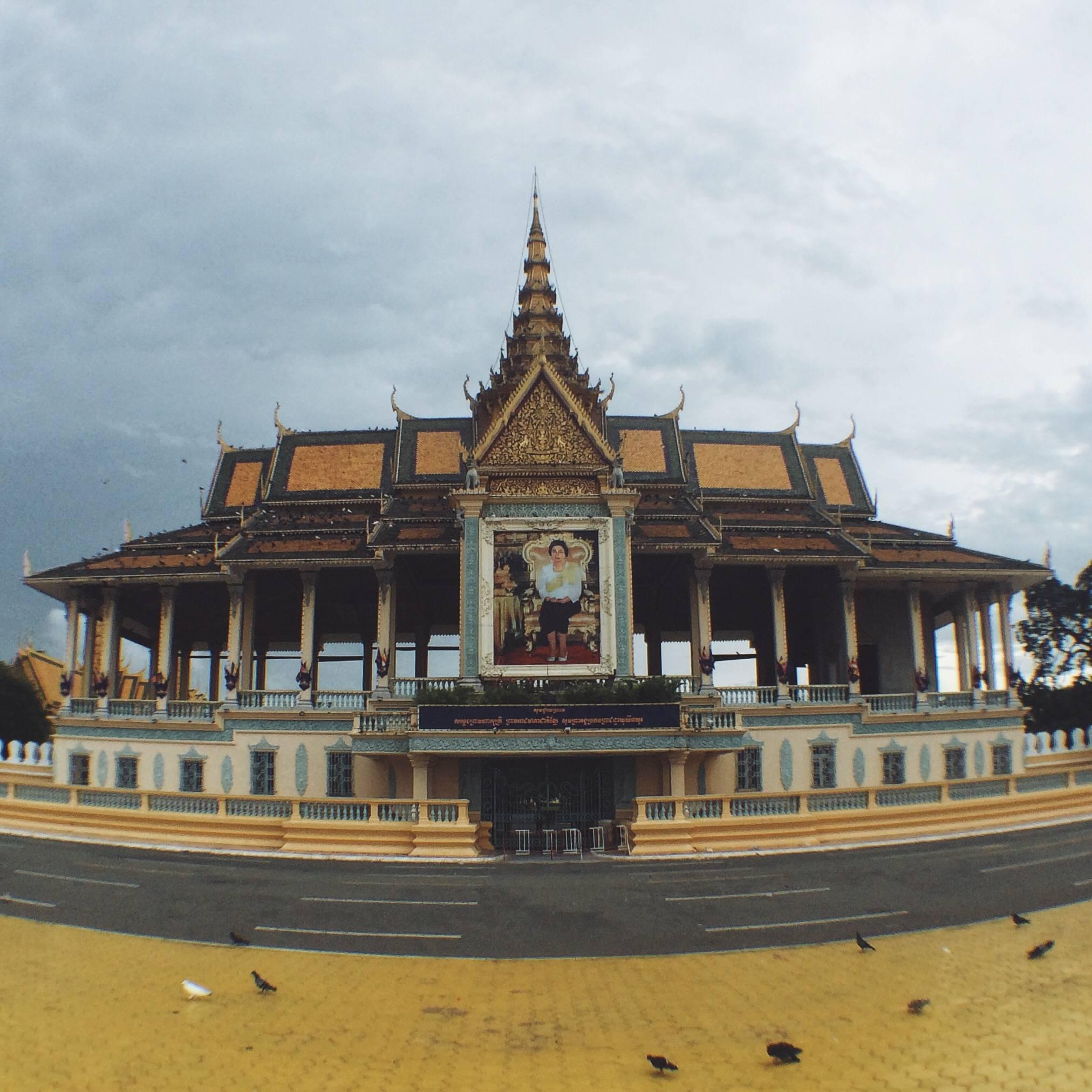 Оформление визы в Камбоджу