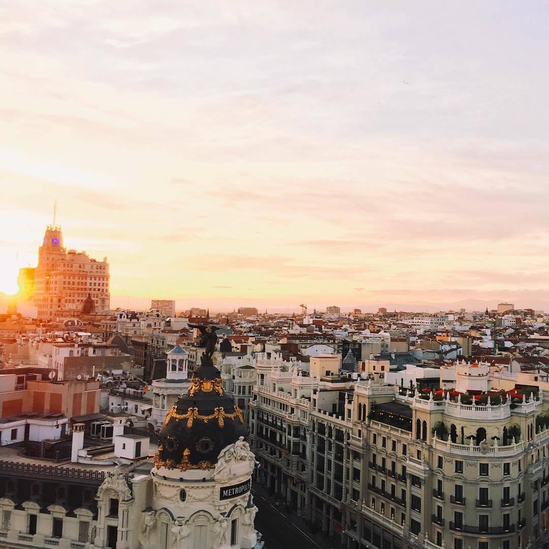 Основная информация об Испании