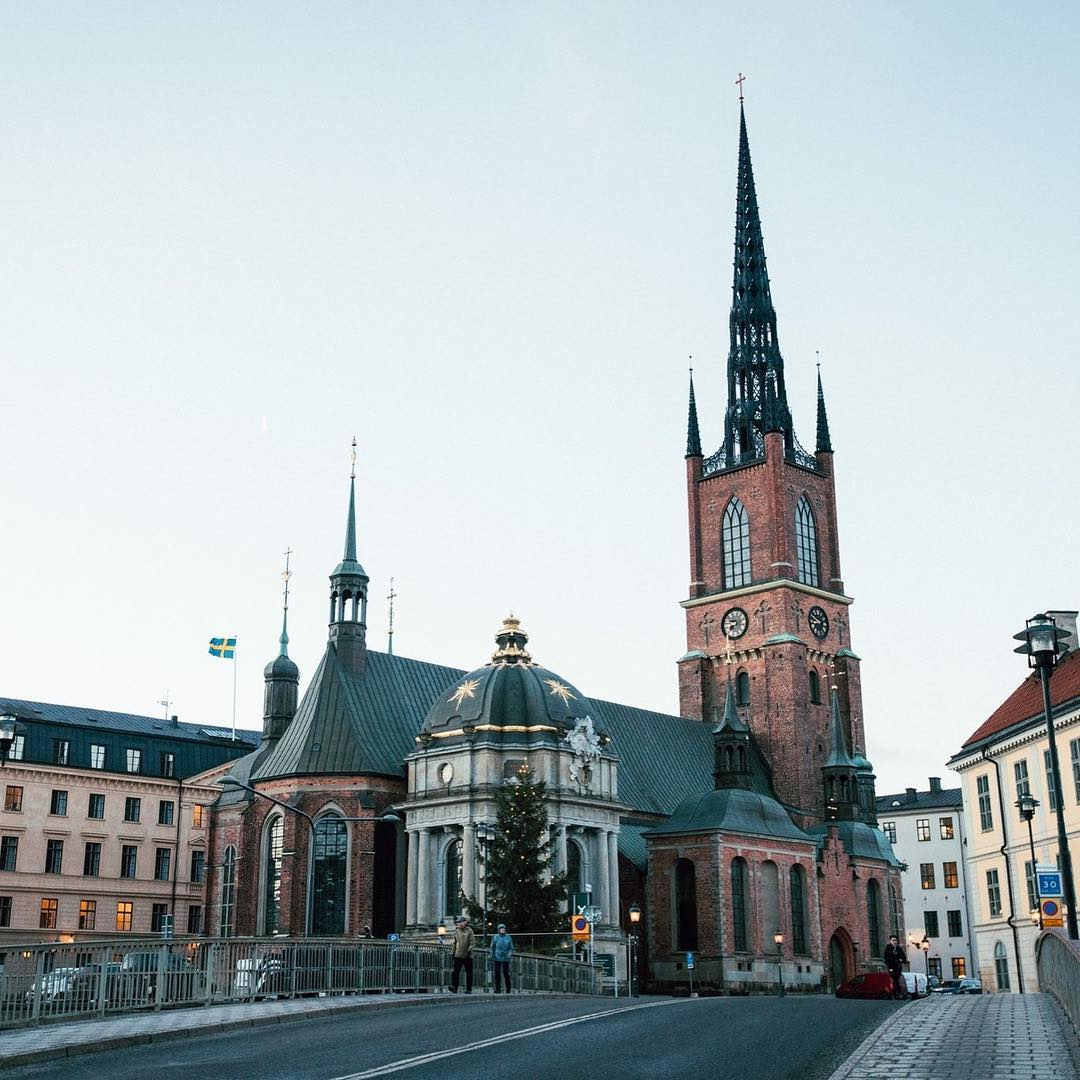 Работа в Швеции: личный опыт поиска и устройства