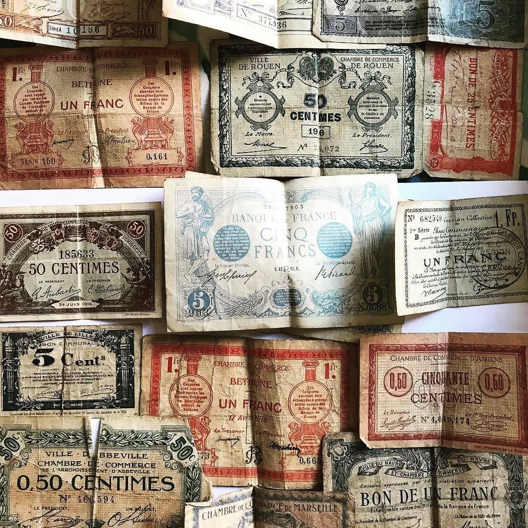 Открытие счета во Франции