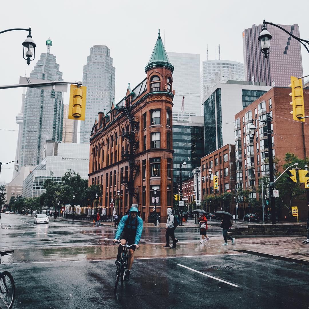 Оформление виз в Канаде