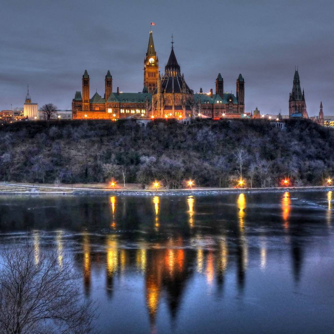 Жилье в Канаде