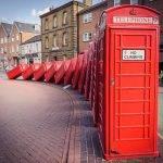 средства связи в Англии