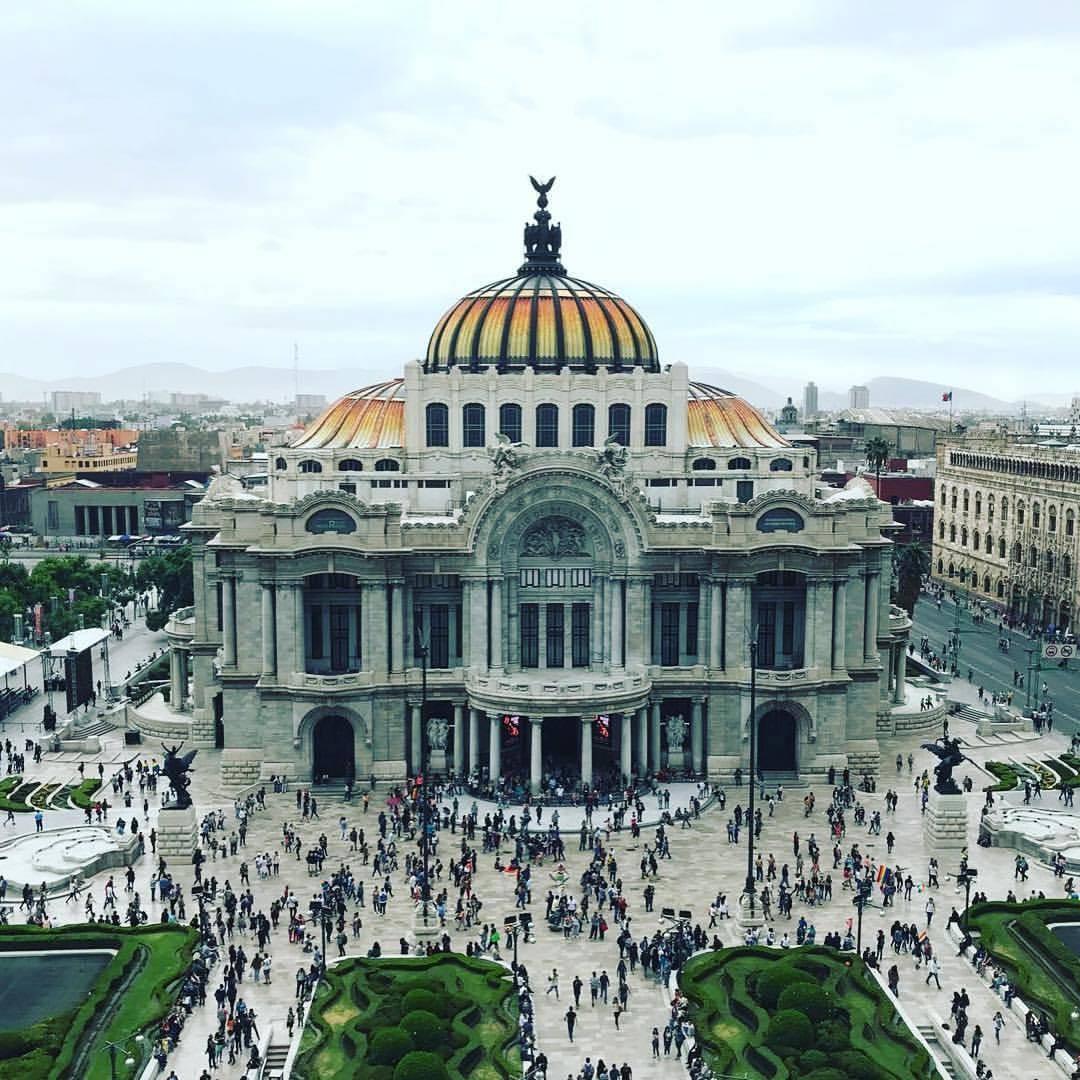 Основная информация о Мексике