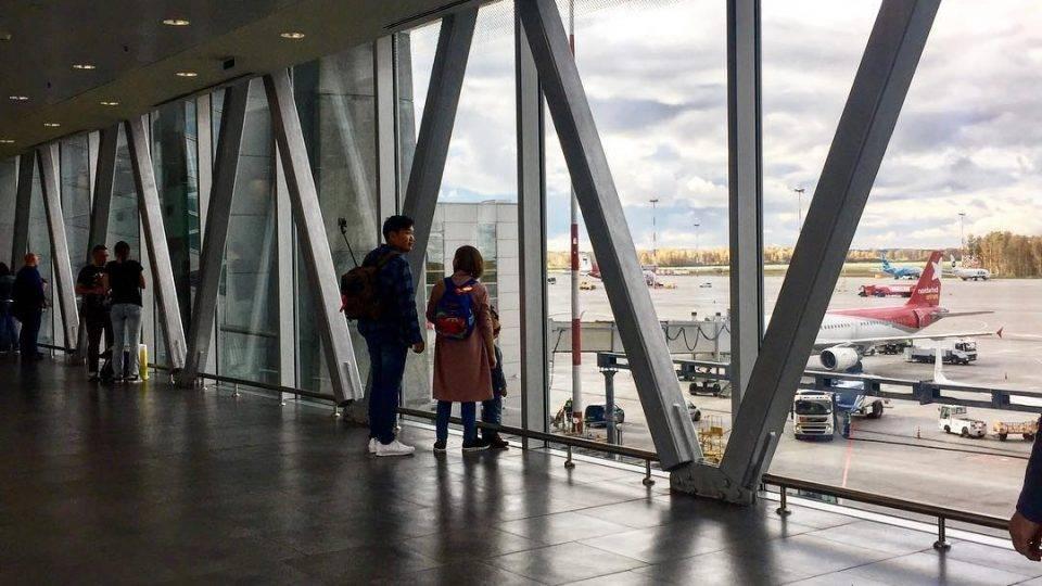 Российские разработчики создали устройство для отслеживания багажа