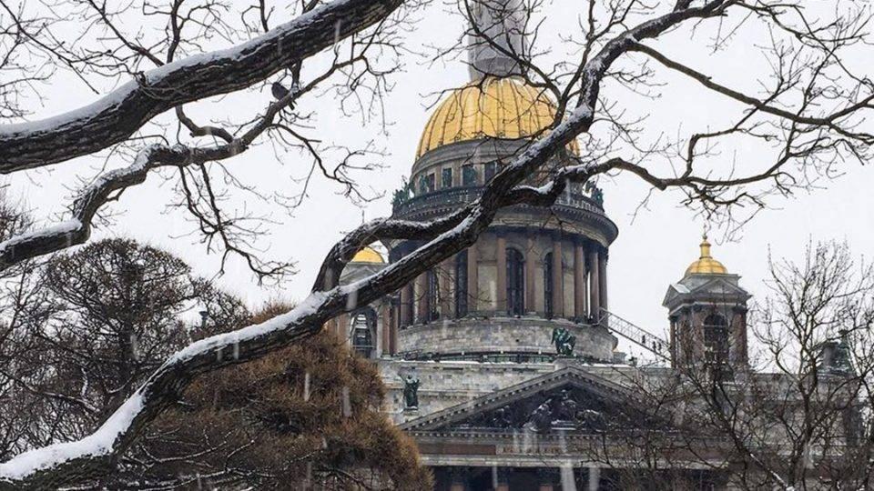 Власти Петербурга ввели новый план по уборке города