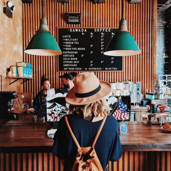 Для кофеен и фастфуда доступен эквайринг с комиссией 1,1%