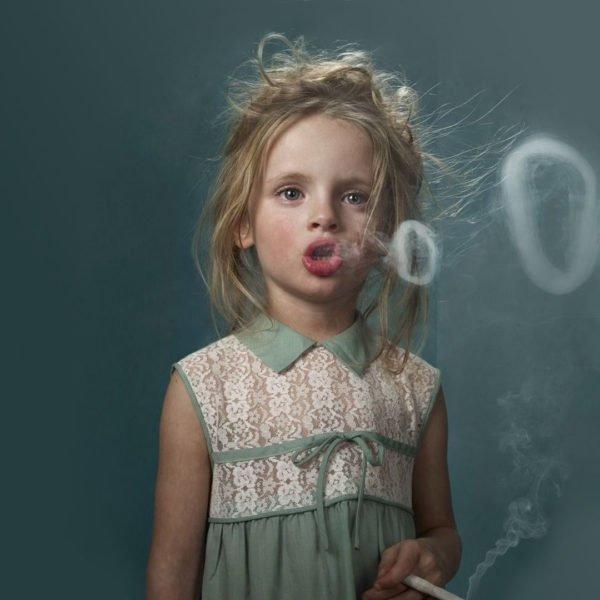 Штраф за курение детей выпишут родителям