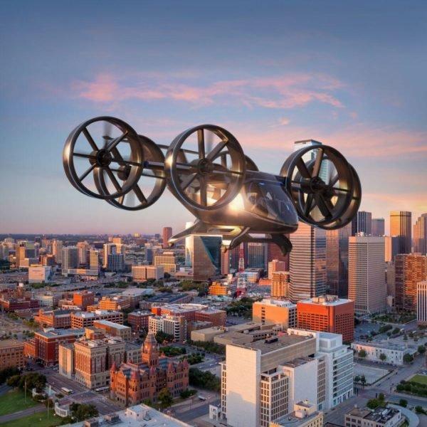 Летающие машины в России создадут в Новосибирске