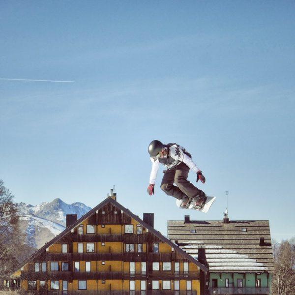 Соревнования по сноуборду в 2021
