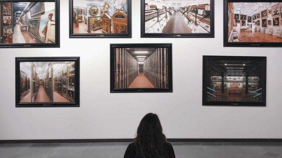 выставка художников города