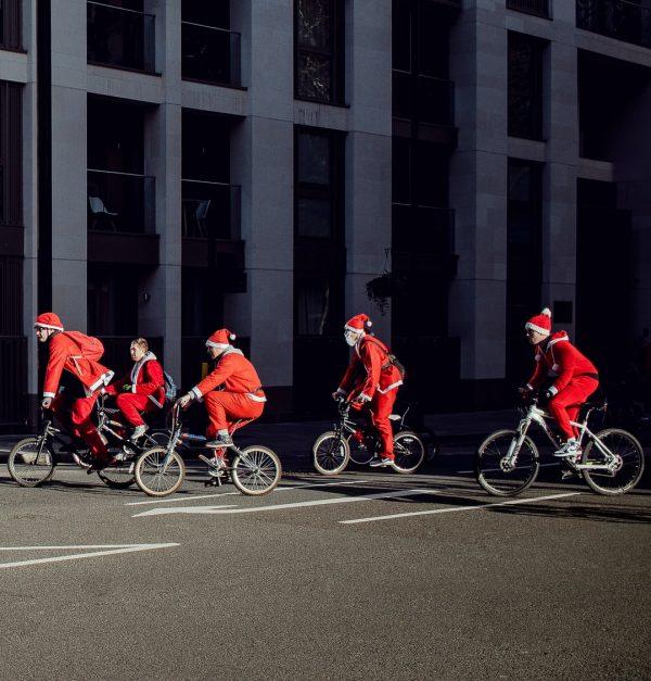 лондон перед рождеством